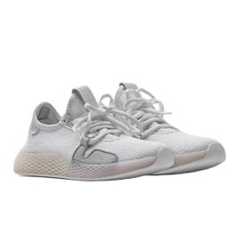 Białe obuwie sportowe BL20190-SP 1