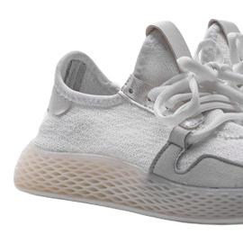 Białe obuwie sportowe BL20190-SP 2