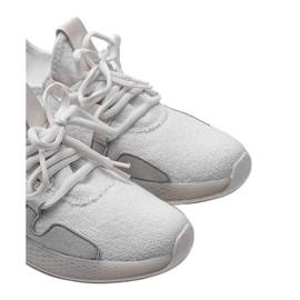 Białe obuwie sportowe BL20190-SP 3