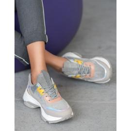 Marquiz Stylowe Sneakersy Na Platformie 1