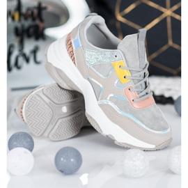 Marquiz Stylowe Sneakersy Na Platformie 2