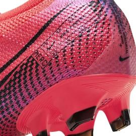 Buty piłkarskie Nike Mercurial Vapor 13 Pro Fg M AT7901-606 czerwone wielokolorowe 6