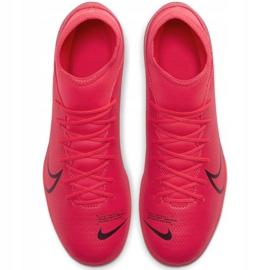 Buty piłkarskie Nike Mercurial Superfly 7 Club FG/MG M AT7949-606 czerwone czerwone 1