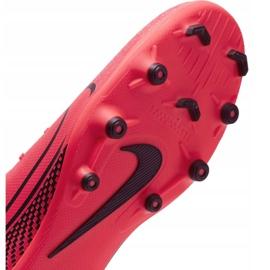 Buty piłkarskie Nike Mercurial Superfly 7 Club FG/MG M AT7949-606 czerwone czerwone 5