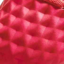 Buty piłkarskie Nike Tiempo Legend 8 Club FG/MG Jr AT5881-606 czerwone czerwone 5