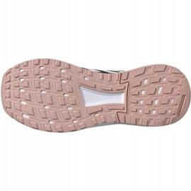 Buty biegowe adidas Duramo 9 W EG8672 szare 1