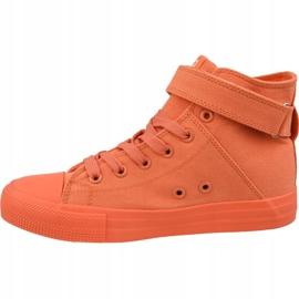 Buty Big Star Shoes W FF274583 pomarańczowe 1