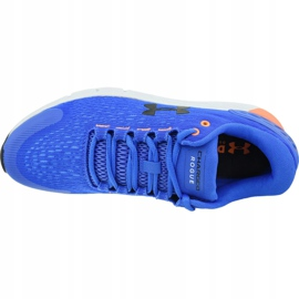 Buty Under Armour Charged Rogue 2 M 3022592-401 niebieskie 2