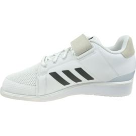 Buty adidas Power Perfect 3 M BD7158 białe 1