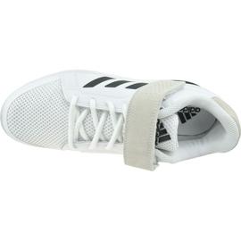 Buty adidas Power Perfect 3 M BD7158 białe 2