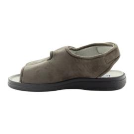 Befado obuwie męskie pu 733M006 szare 3