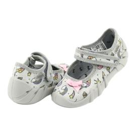 Befado obuwie dziecięce 109P199 4