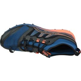 Buty Asics FujiTrabuco Pro M 1011A566-400 niebieskie 2