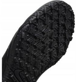 Buty piłkarskie Nike Tiempo Legend 8 Club Tf Jr AT5883-010 czarne czarne 7