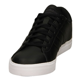 Buty adidas Cloudfoam Super Daily M B74255 czarne 2