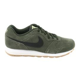 Buty Nike Md Runner 2 Suede M AQ9211-300 khaki 1