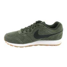 Buty Nike Md Runner 2 Suede M AQ9211-300 khaki 3