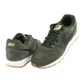 Buty Nike Md Runner 2 Suede M AQ9211-300 khaki 5