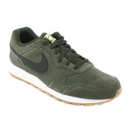Buty Nike Md Runner 2 Suede M AQ9211-300 khaki 2
