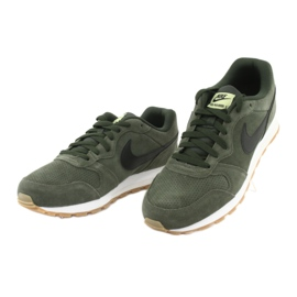 Buty Nike Md Runner 2 Suede M AQ9211-300 khaki 4