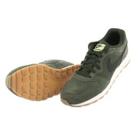 Buty Nike Md Runner 2 Suede M AQ9211-300 khaki 6