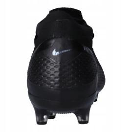 Buty Nike Phantom Vsn 2 Elite Df Ag-Pro M CD4160-010 czarne czarne 2