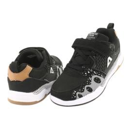 American club obuwie dziecięce sportowe BS03 czarne 4