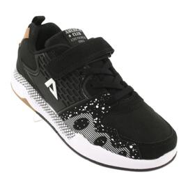 American club obuwie dziecięce sportowe BS03 czarne 1