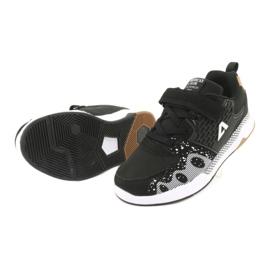 American club obuwie dziecięce sportowe BS03 czarne 5