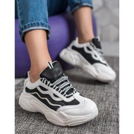 SHELOVET Sneakersy Na Platformie 2