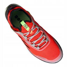Buty adidas Terrex Agravic Flow Gtx M EG5928 pomarańczowe 1