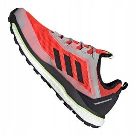 Buty adidas Terrex Agravic Flow Gtx M EG5928 pomarańczowe 4