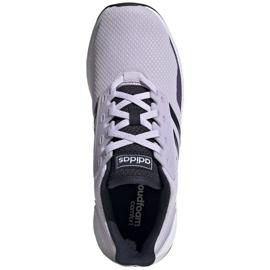 Buty biegowe adidas Duramo 9 W EG2939 fioletowe 1