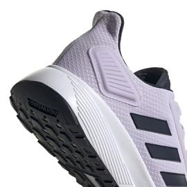 Buty biegowe adidas Duramo 9 W EG2939 fioletowe 4