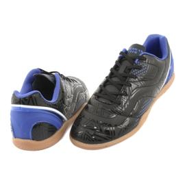 Buty halowe męskie American Club OG13 black/royal 4