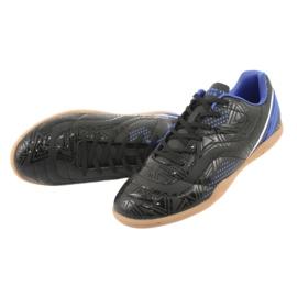 Buty halowe męskie American Club OG13 black/royal 6