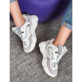 SHELOVET Sneakersy Z Siateczką 6