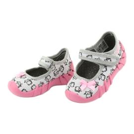 Befado obuwie dziecięce 109P198 4