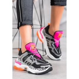 Bella Paris Sneakersy Z Kolorowymi Wstawkami wielokolorowe 3