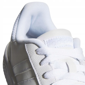 Buty adidas Hoops 2.0 K Jr F35891 białe 3