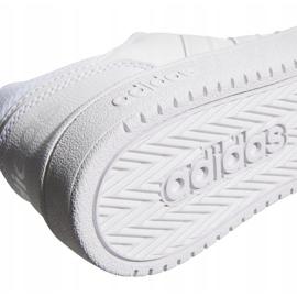 Buty adidas Hoops 2.0 K Jr F35891 białe 5