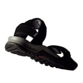Sandały adidas Cyprex Ultra Sandal Ii M B44191 czarne 2