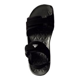 Sandały adidas Cyprex Ultra Sandal Ii M B44191 czarne 4