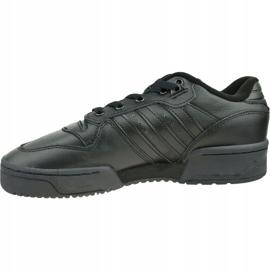 Buty adidas Rivalry Low M EF8730 czarne 1