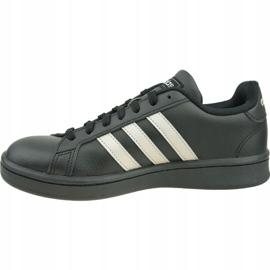 Buty adidas Grand Court W EE8133 czarne 1