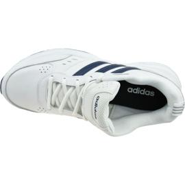Buty adidas Strutter M EG2654 białe 2