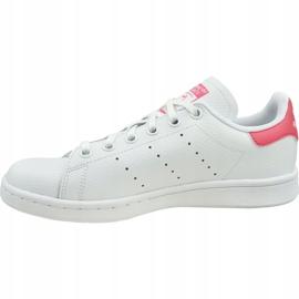 Buty adidas Stan Smith Jr EE7573 białe 1