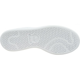 Buty adidas Stan Smith Jr EE7573 białe 3