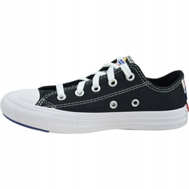 Buty Converse Chuck Taylor All Star Jr 366992C czarne 1