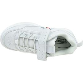 Buty Kappa Rave Nc K Jr 260782K-1010 białe 2